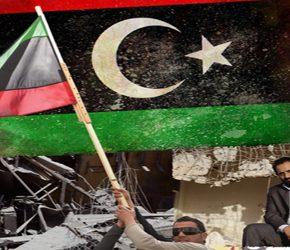 """""""Burza piaskowa. Libia w czasach rewolucji"""" - Lindsey Hilsum"""