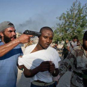 Libia bez zagranicznego wsparcia