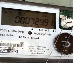 Ceny prądu stale rosną