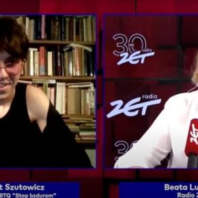 Radio ZET będzie indoktrynować ruchem LGBT