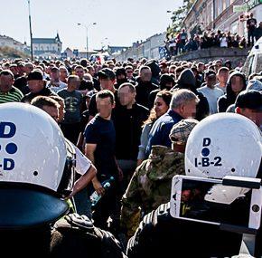 Lublin: Zatrzymania przeciwników dewiacji