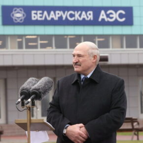 Białoruś wyciąga rękę do Polski i Litwy