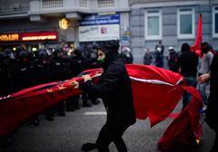 Niemcy: o ponad 1/4 wzrosła ilość przestępstw popełnionych przez bojówkarzy skrajnej lewicy