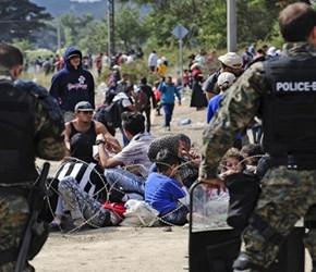 Macedonia wprowadza stan wyjątkowy w związku z katastrofą imigracyjną