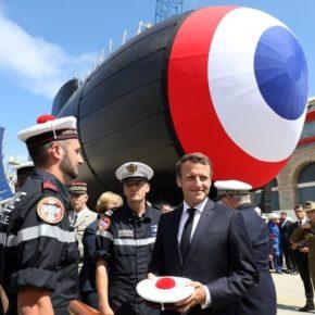 Francja zamierza dominować dzięki broni nuklearnej