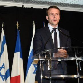 Macron potwierdził odpowiedzialność Francji za deportacje Żydów