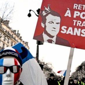 Francuskie władze mogą wycofać się z niektórych reform