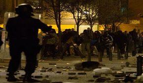 Brutalne zamieszki imigrantów w Madrycie (+WIDEO)