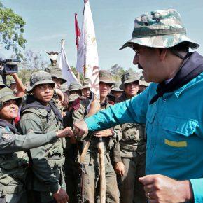 Maduro wzywa do eliminacji zdrajców