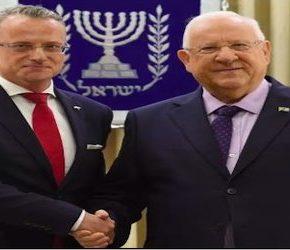 Polski ambasador solidaryzuje się z Izraelem
