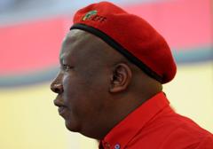 """Julius Malema: """"Nie nienawidzę białych"""""""