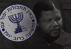 Mandela szkolony przez Mossad?