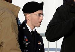 Żołnierz, który ujawnił zbrodnie USA skazany na 35 lat więzienia