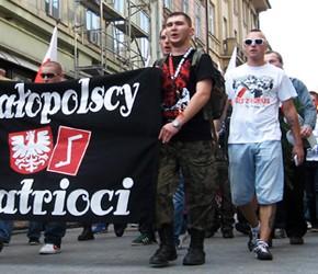 Kraków: przeszedł Marsz Antytotalitarny