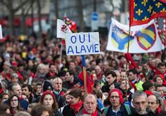 """""""Marsz dla Życia"""" w Paryżu"""