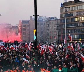 Marsz Niepodległości 2013 - relacja i zdjęcia