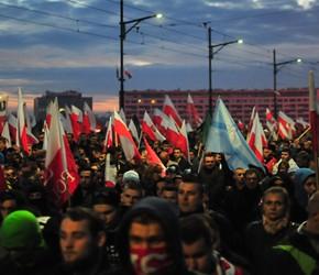 Marsz Niepodległości 2014 - relacja i fotoreportaż