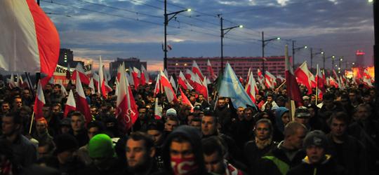 Sąd uchylił cykliczny charakter Marszu Niepodległości