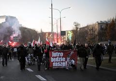 Najbliższy weekend pod znakiem demonstracji w Warszawie