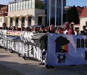 Białystok: Marsz Normalności przeszedł ulicami miasta