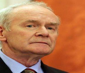Zmarł Martin McGuinness