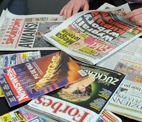 Polacy nie ufają mediom