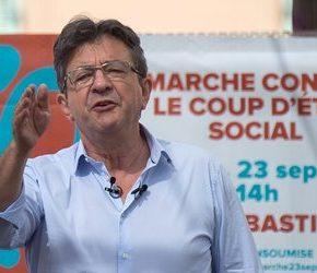 Lewica zaczyna społeczny bunt przeciwko reformom Macrona