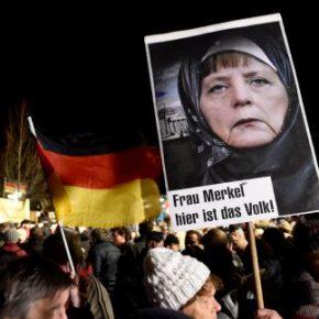 Merkel wzywa do rezygnacji z suwerenności