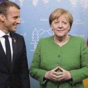 Niemcy przejmują Unię Europejską
