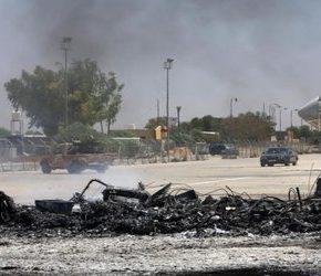 Zagadkowy nalot w Libii