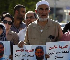 Palestyński więzień w śpiączce po 60 dniach strajku głodowego