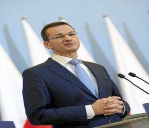 Morawiecki nie wyklucza wejścia do strefy euro