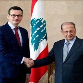 Zacieśniamy współpracę z Libanem