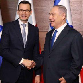 "Izrael chwali rząd za nagonkę na ""Sąd nad Judaszem"""