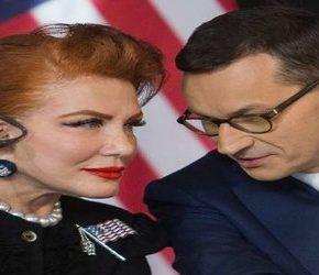 Morawiecki krytykuje Macrona za prawdę o USA i NATO