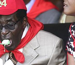 Mugabe nie jest już prezydentem Zimbabwe