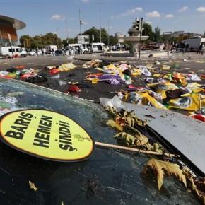 Turecka prokuratura oskarża Państwo Islamskie o masakrę w Ankarze