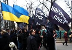 Rosja: Nacjonaliści ponownie zademonstrują przeciwko wojnie z Ukrainą