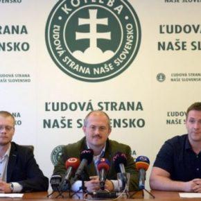 """""""Nasza Słowacja"""" nie została zdelegalizowana"""