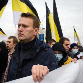 """Nawalny nie jest """"więźniem sumienia"""", bo krytykował imigrację"""