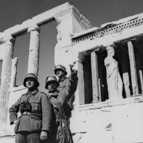 Grecja ponownie żąda reparacji wojennych od Niemiec