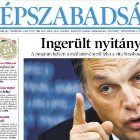 Węgry: Rządzący przejmują największą opozycyjną gazetę