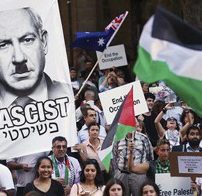 Australia: Protesty przeciwko wizycie premiera Izraela