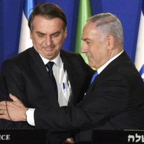 Brazylia nie przeniesie ambasady do Jerozolimy