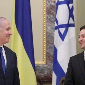 Ukraina i Izrael mają rozszerzyć swoją współpracę