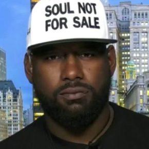 Lider Black Lives Matter popiera przemoc