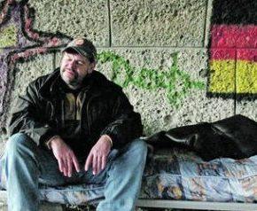 W Niemczech gwałtownie rośnie liczba bezdomnych