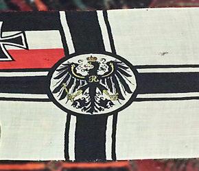 Niemcy zakażą flagi wojennej