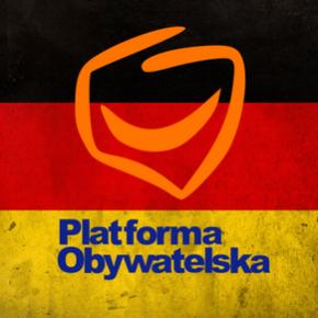 Niemcy najważniejsi dla radnych Platformy