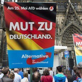 Niemiecka młoda prawica boi się wyrażać poglądy
